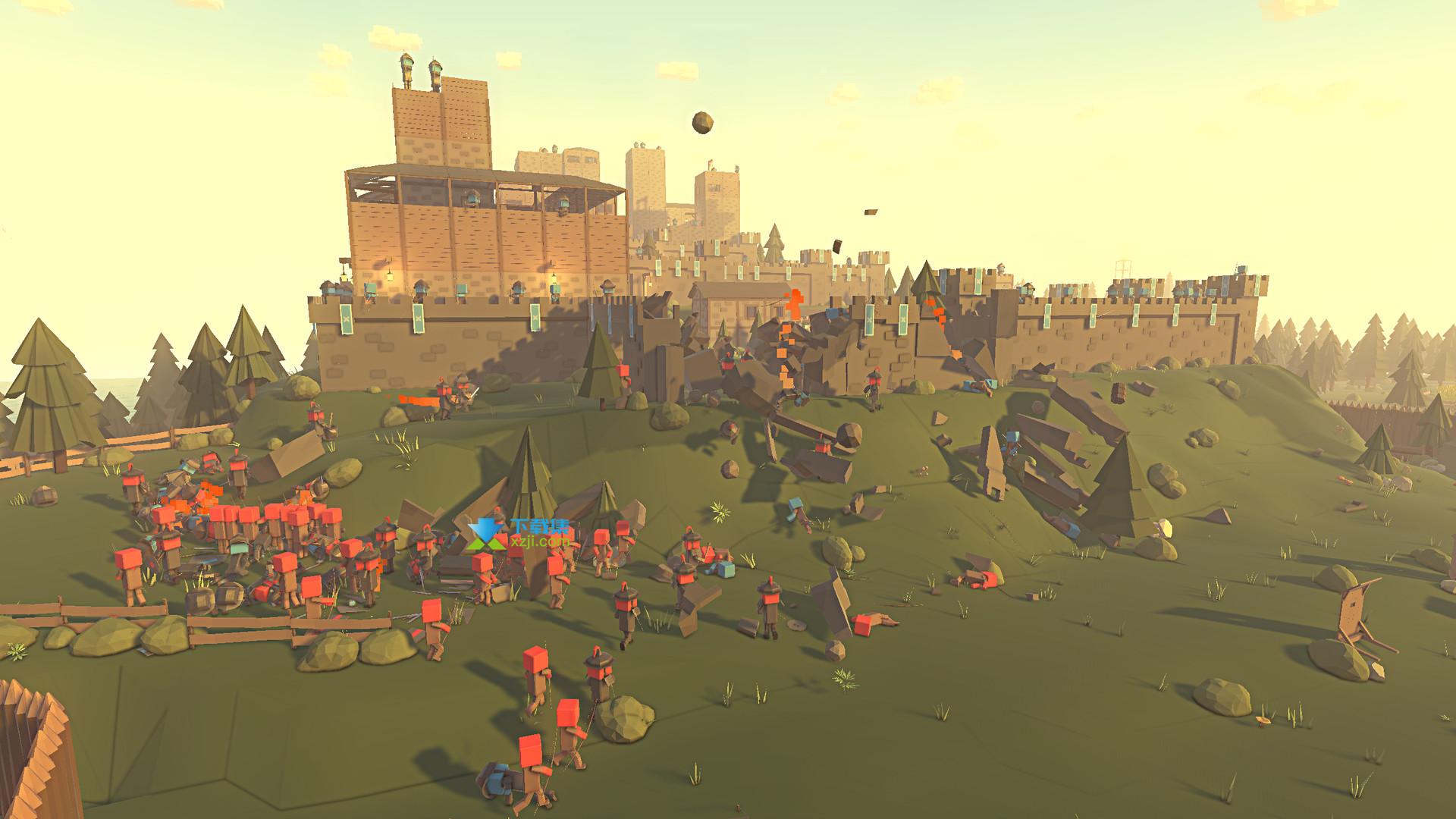古代战争3界面