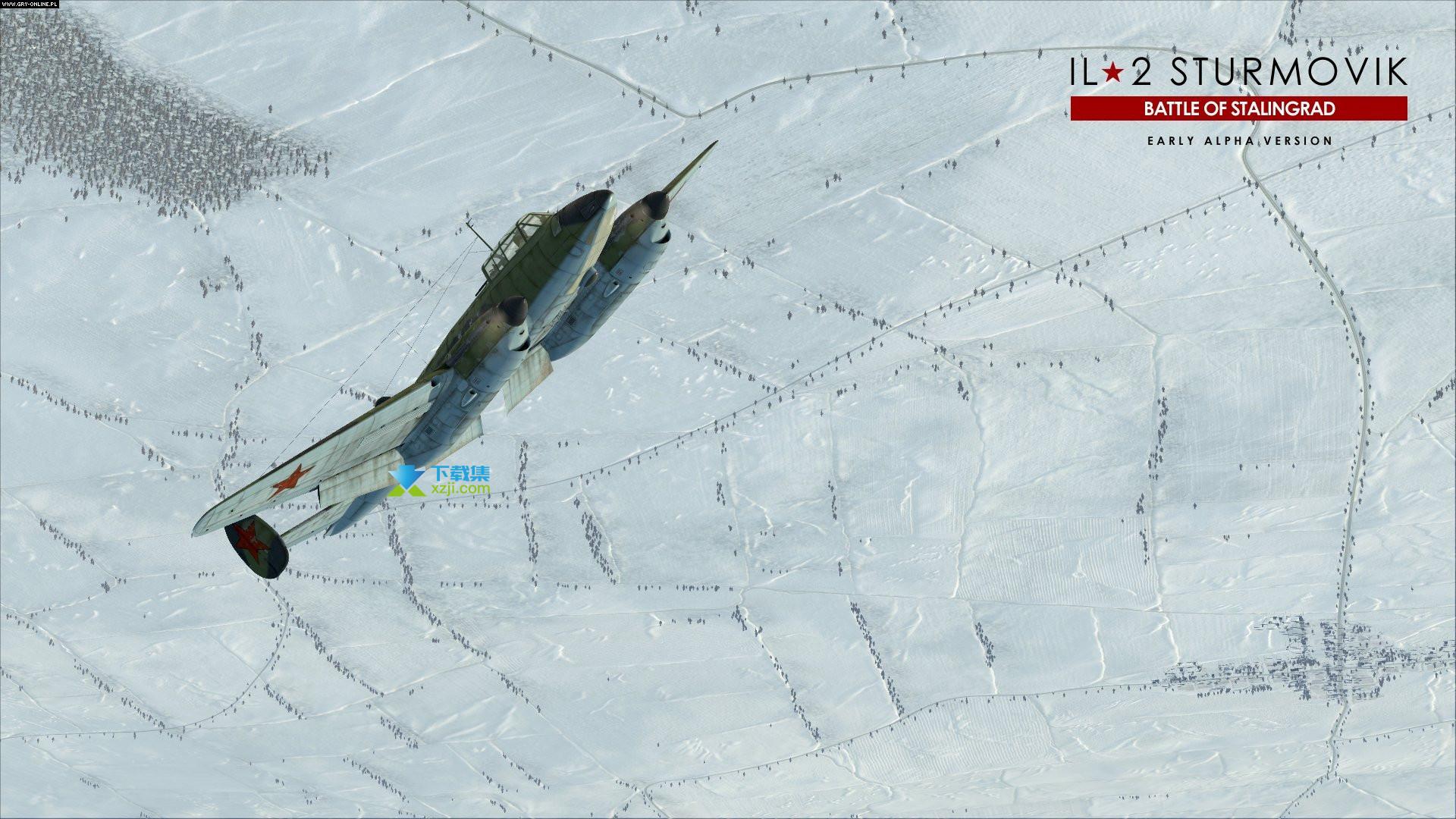 捍卫雄鹰IL-2斯大林格勒战役界面