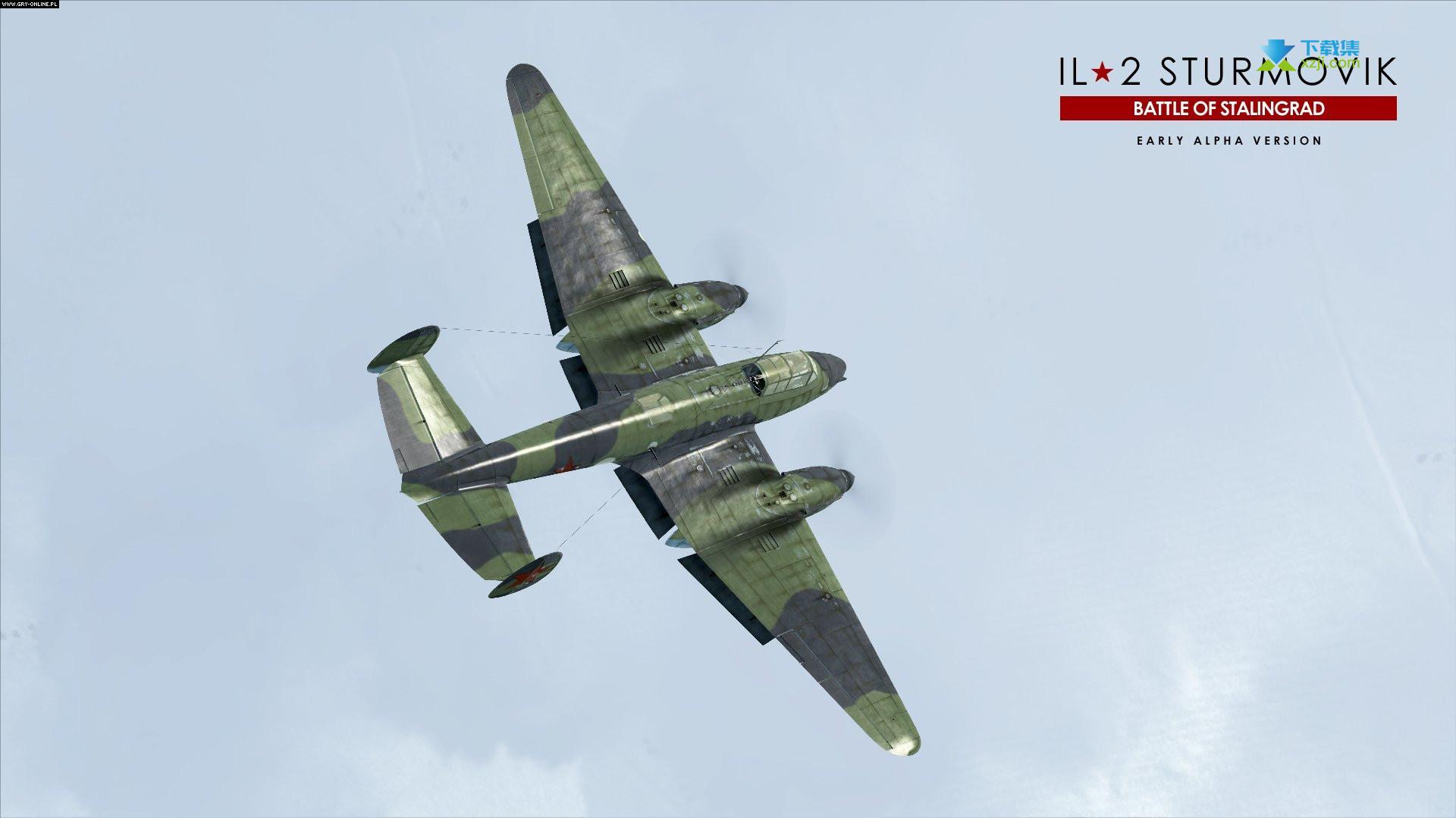捍卫雄鹰IL-2斯大林格勒战役界面1