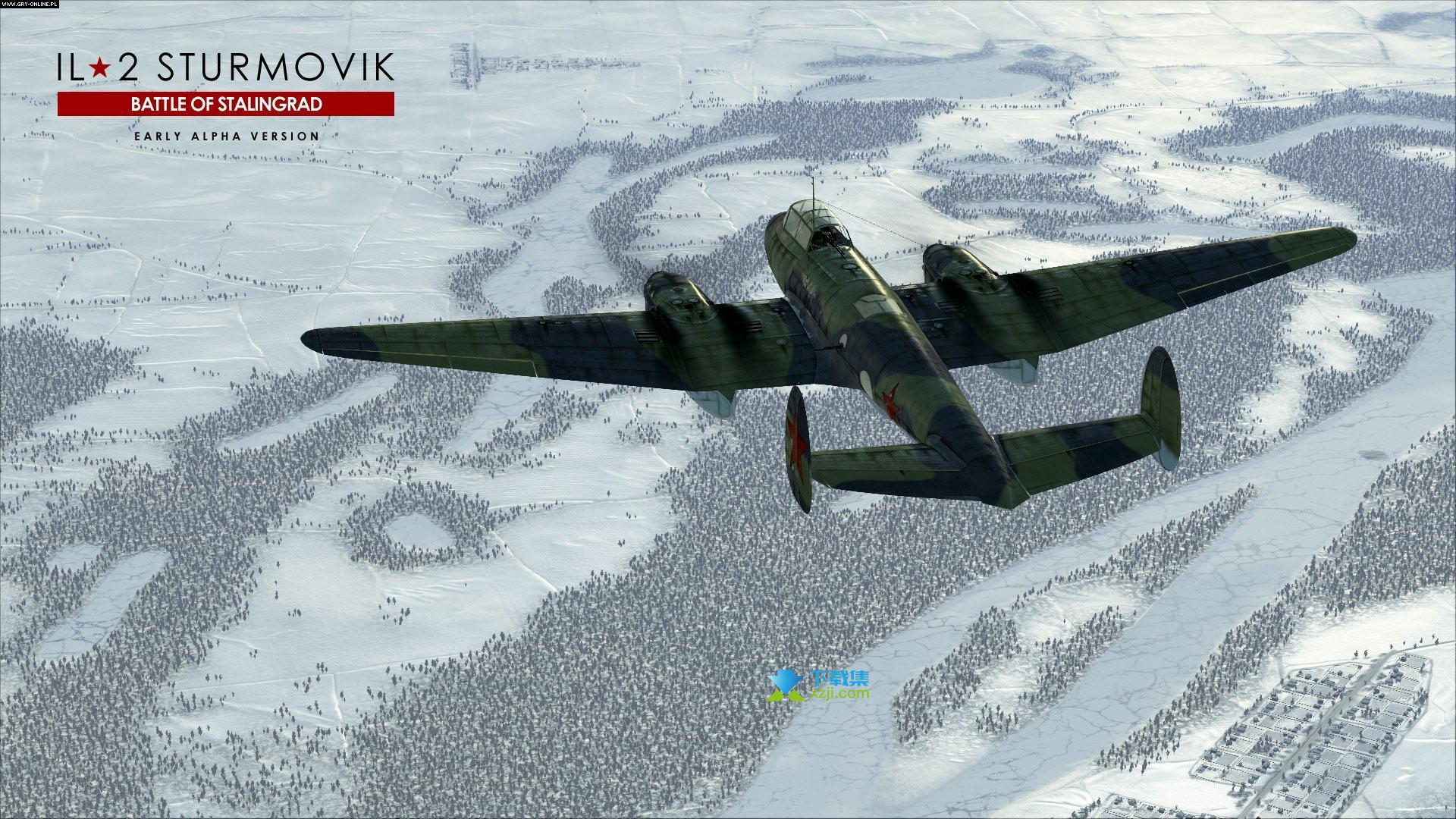 捍卫雄鹰IL-2斯大林格勒战役界面2
