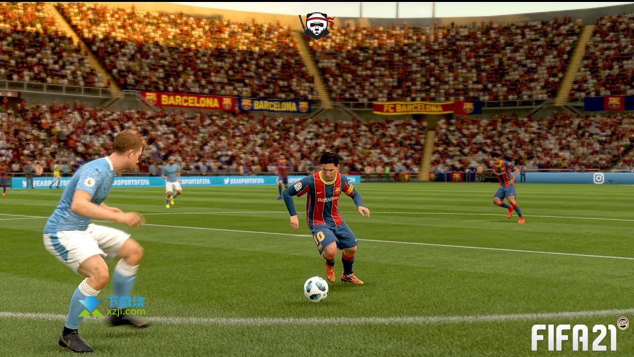 FIFA 21界面1