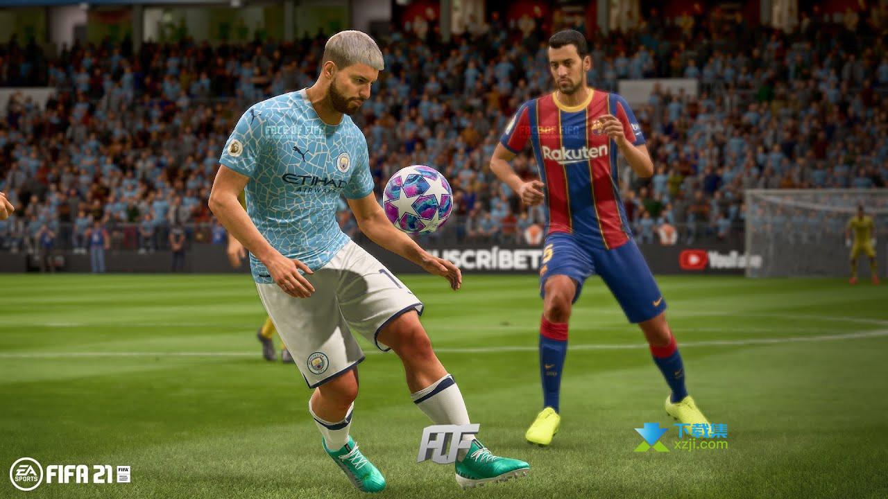 FIFA 21界面3