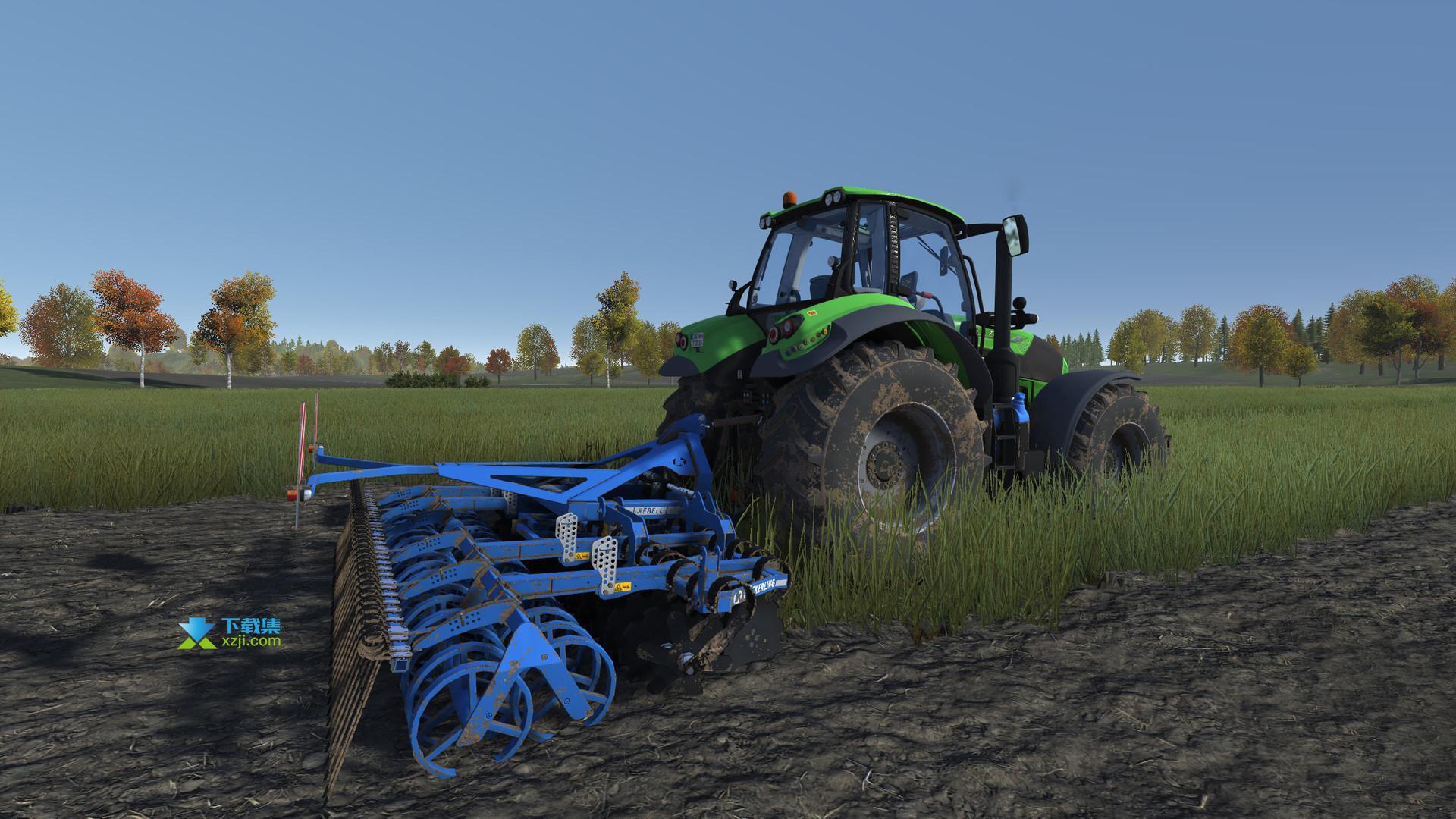 职业农场牲畜与农作物界面3