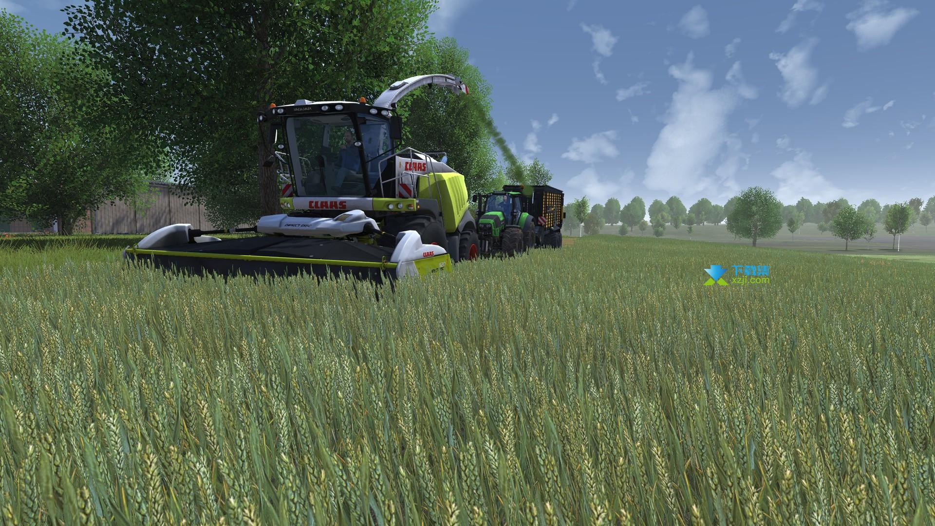 职业农场牲畜与农作物界面4