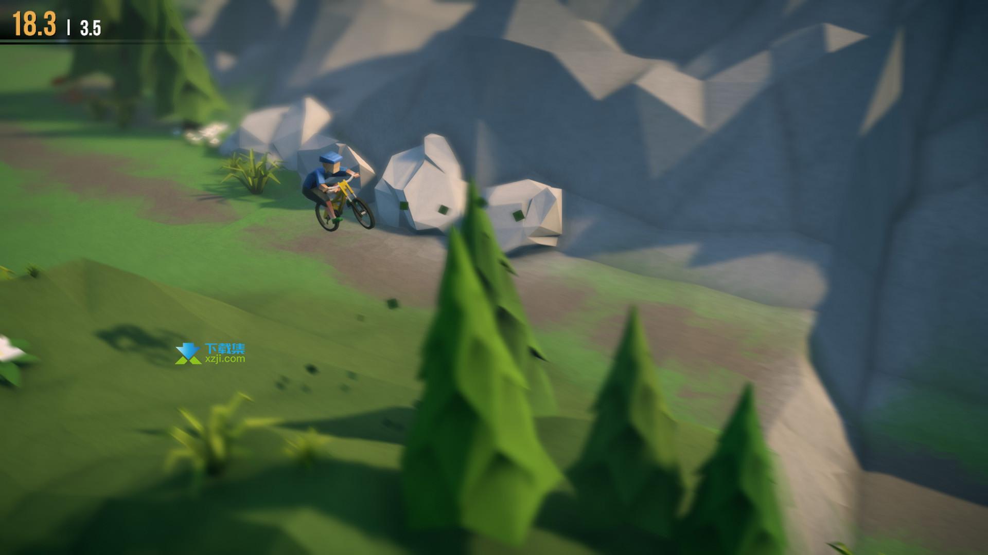 孤山速降界面1