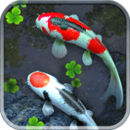 鱼池破解版下载-Water Garden Premium鱼池(手机动态壁纸)v1.68 安卓解锁版