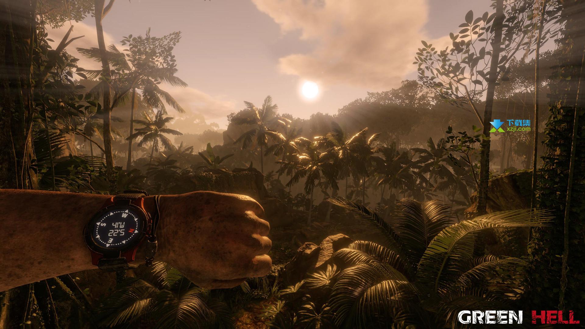 丛林地狱界面3