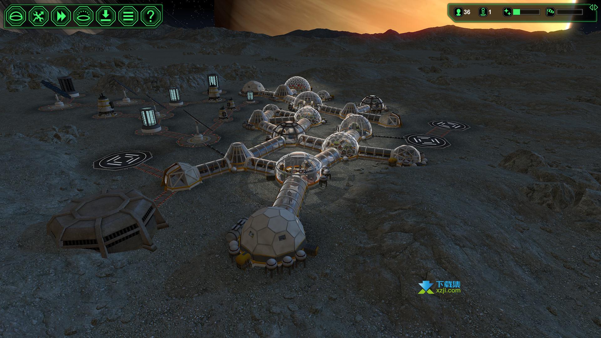 星球基地界面3