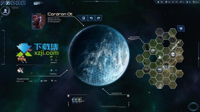 星际殖民2界面4