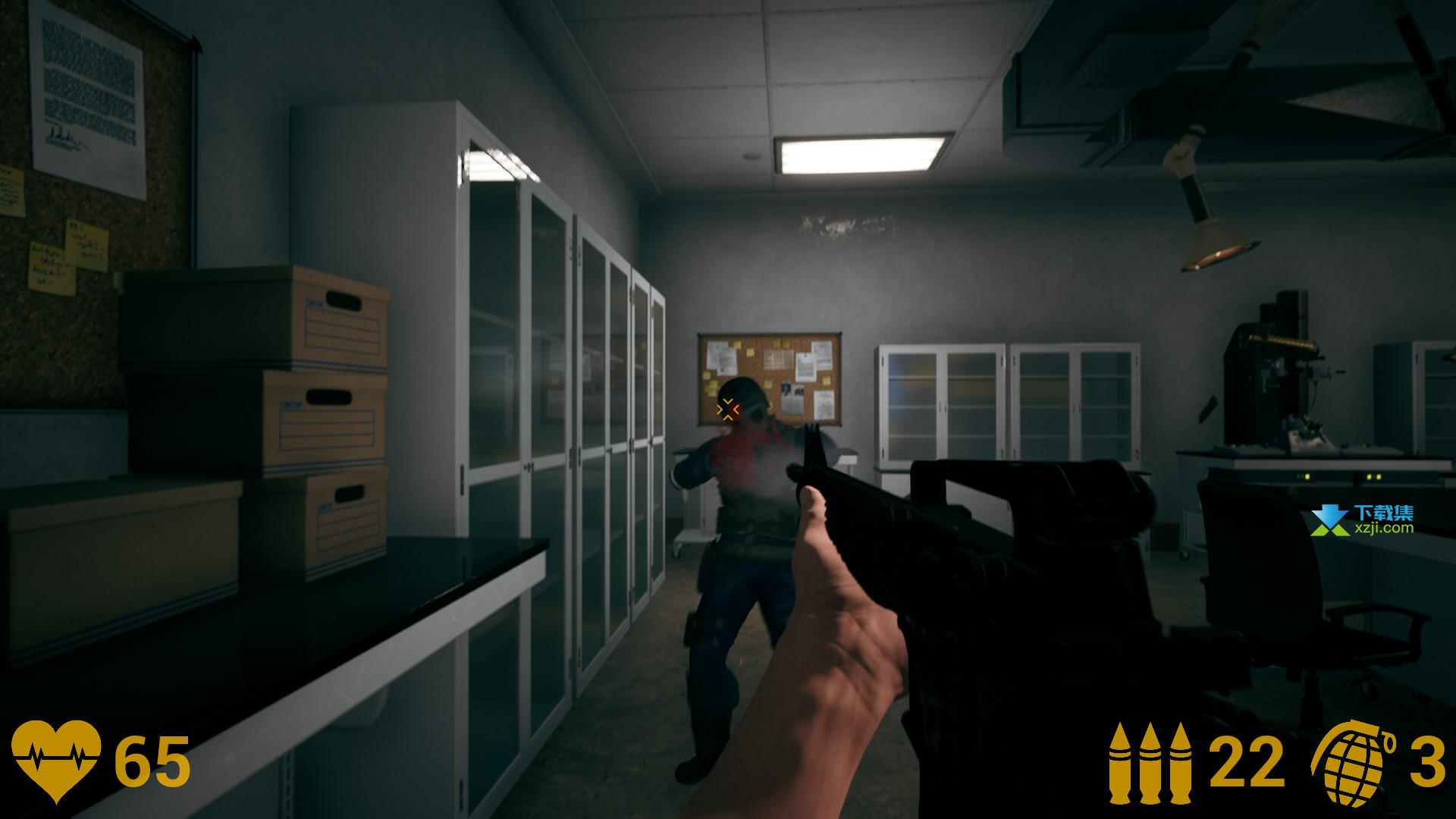僵尸游戏界面1