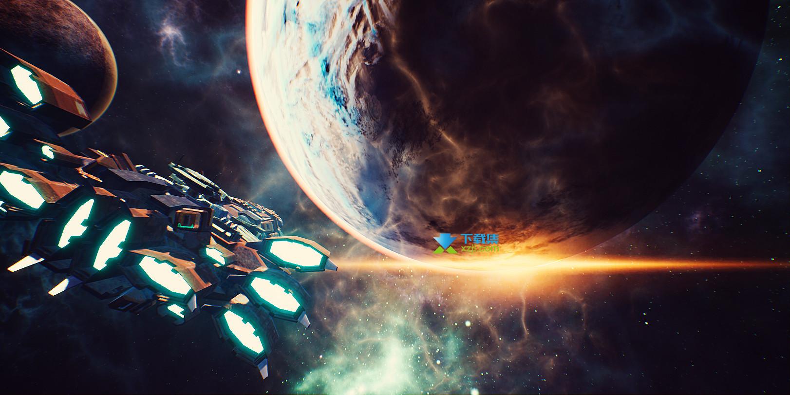 红视太空突击界面4