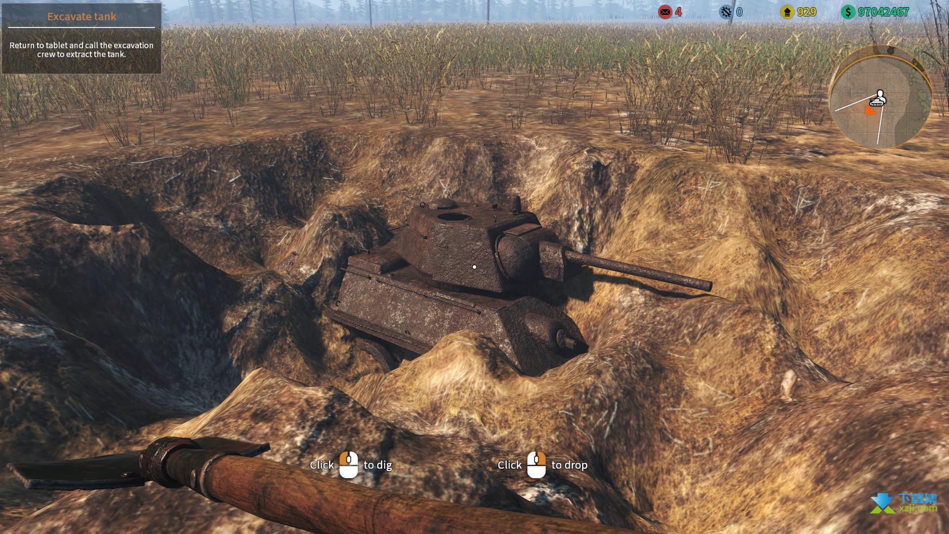 坦克修理模拟器界面3