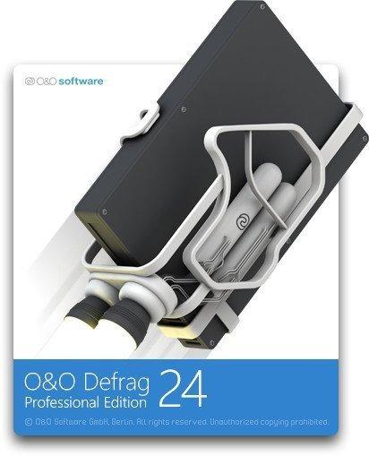 O&O Defrag(磁盘工具)v24.5 免费版