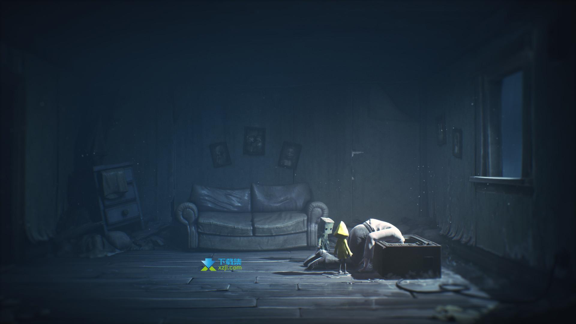 小小梦魇2中文版界面3