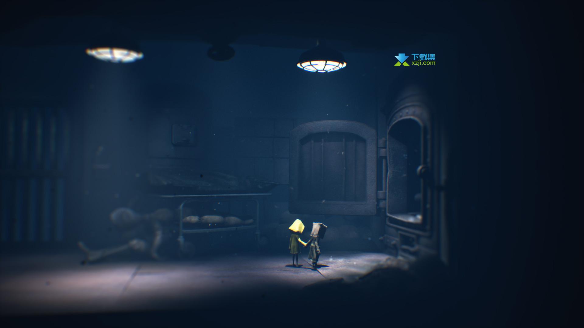 小小梦魇2中文版界面2