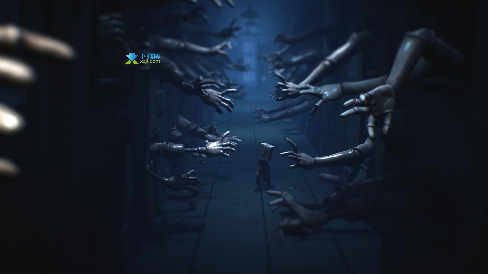 小小梦魇2中文版界面