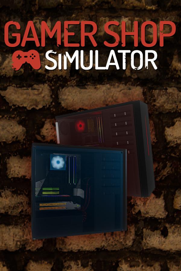 《游戏商店模拟器》免安装中文版