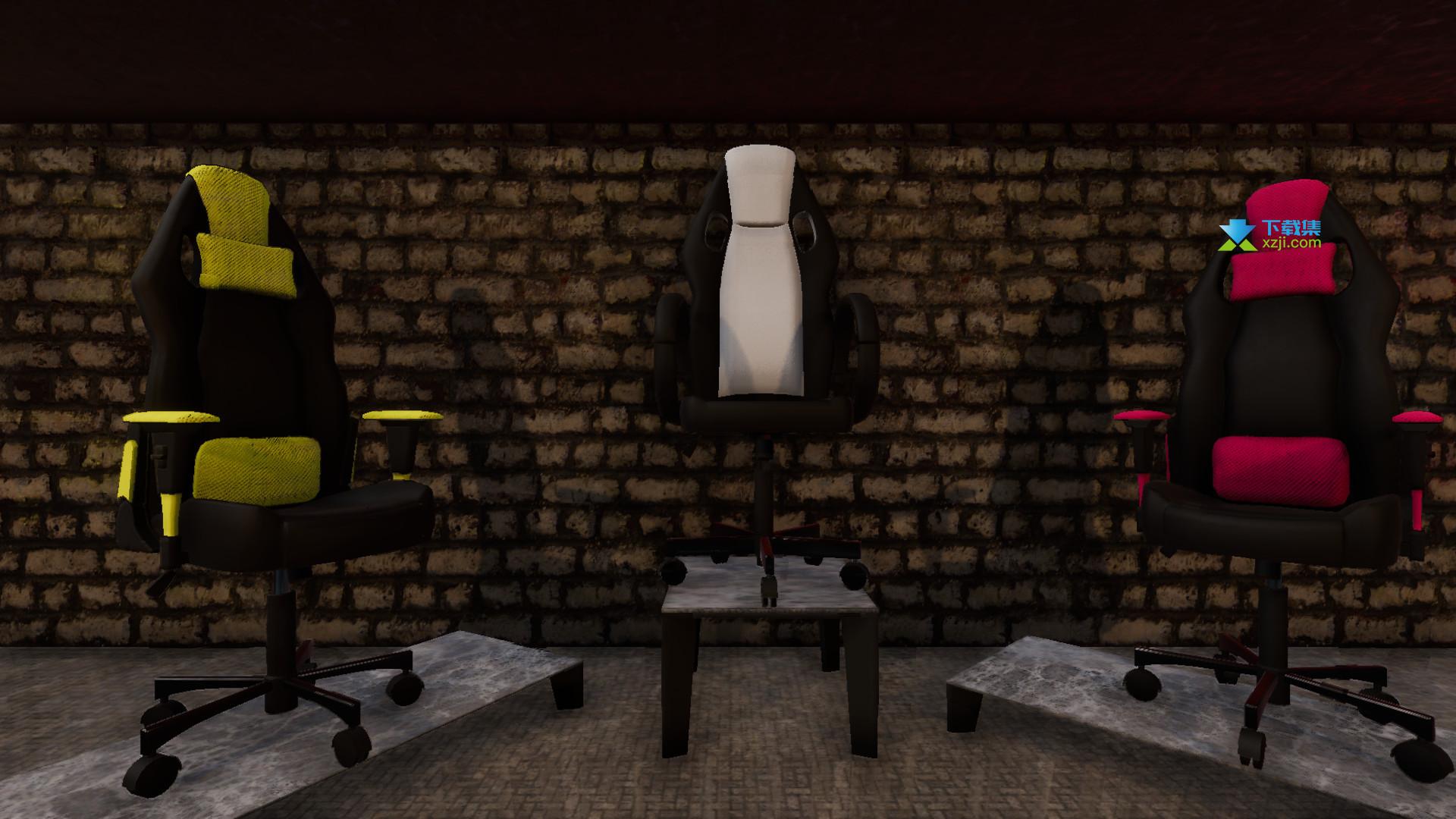 游戏商店模拟器界面1
