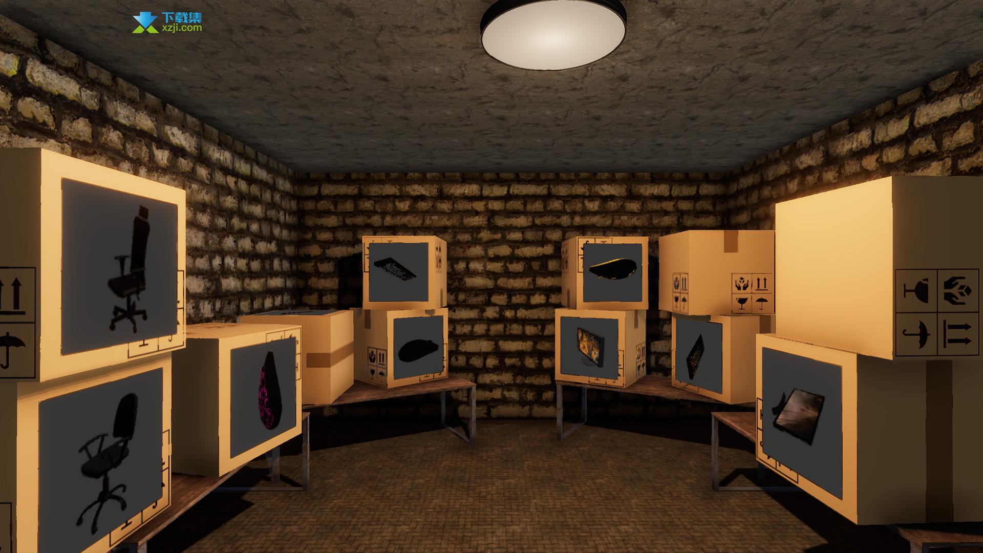 游戏商店模拟器界面3