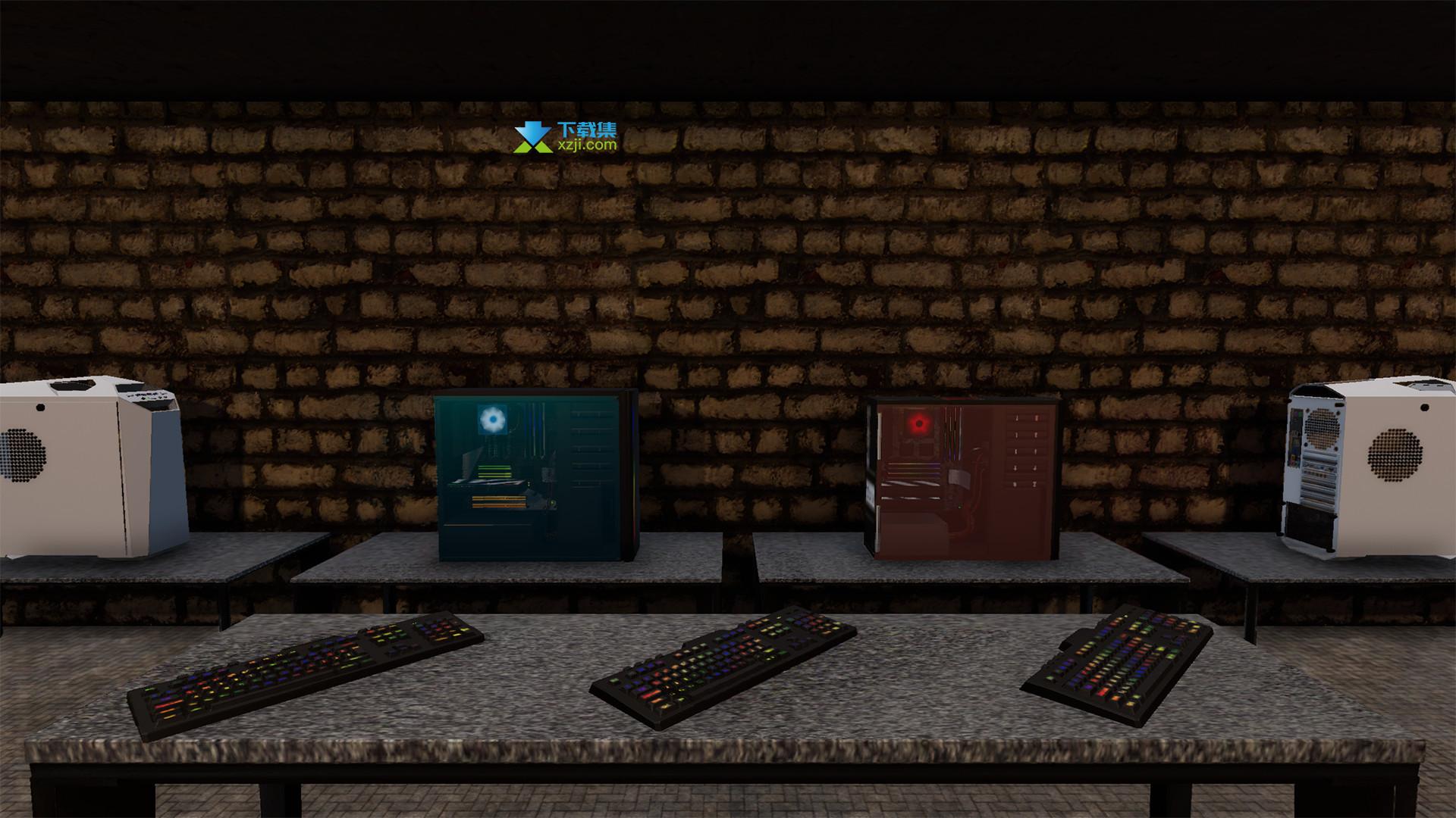 游戏商店模拟器界面4