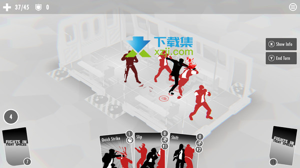 Fights in Tight Spaces界面2