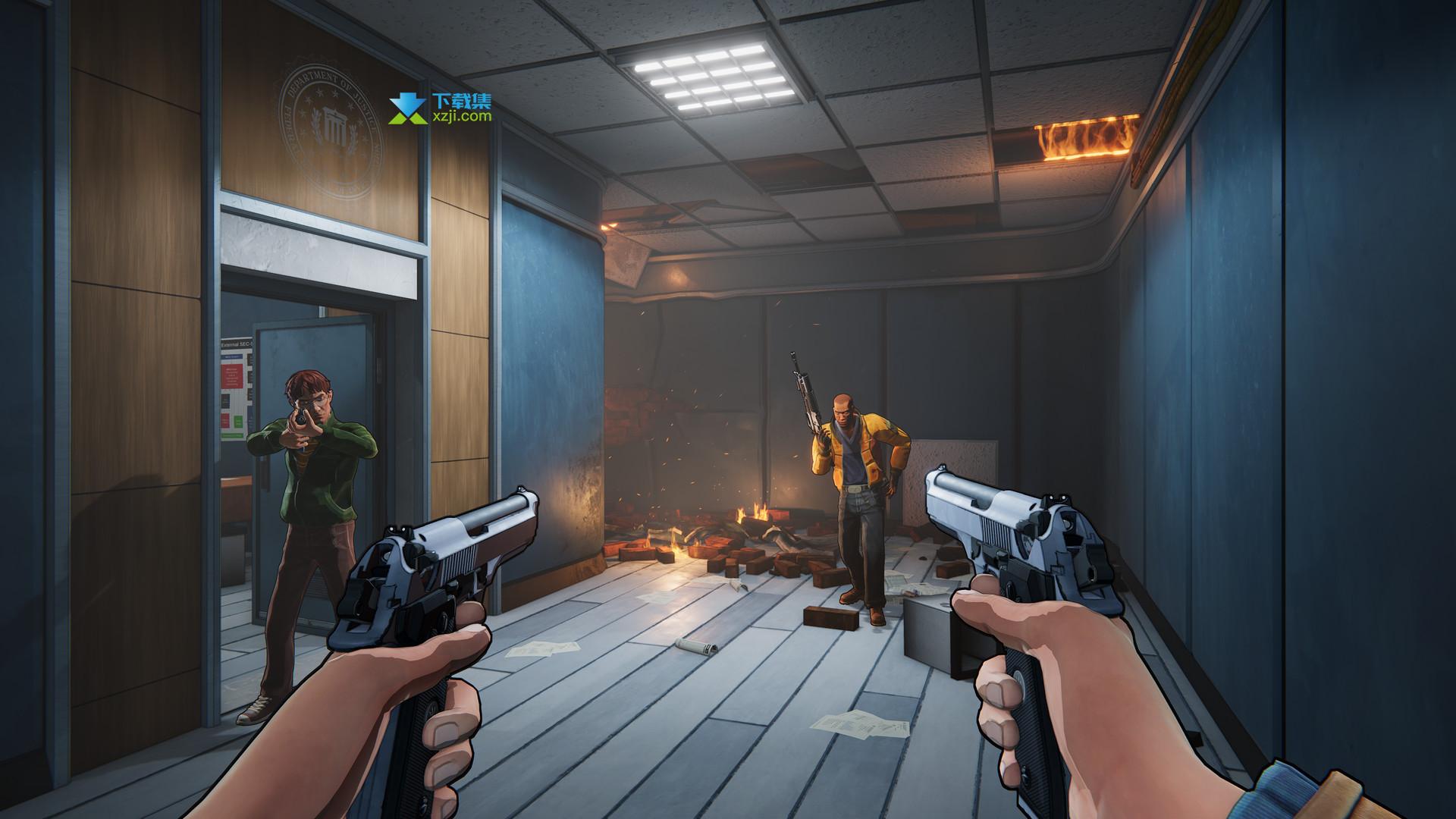 杀手13重制版界面2