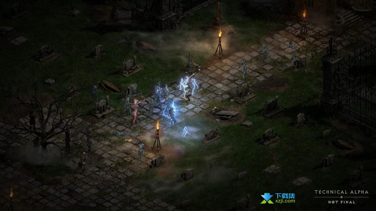 暗黑破坏神2重制版界面